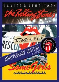 Cover The Rolling Stones - Ladies & Gentlemen / Stones In Exile / Some Girls - Live In Texas '78 [DVD]